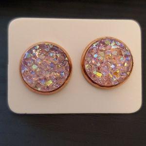 🆕️ Druzy Earrings